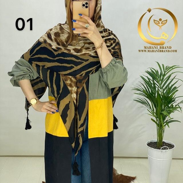 روسری کد 6609