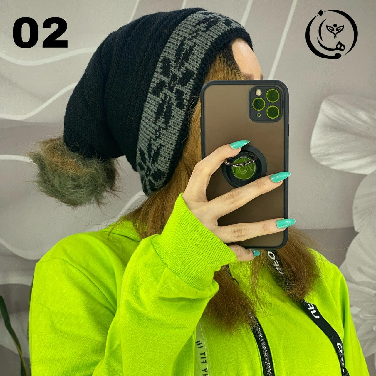 کلاه منگوله دار کد 1272