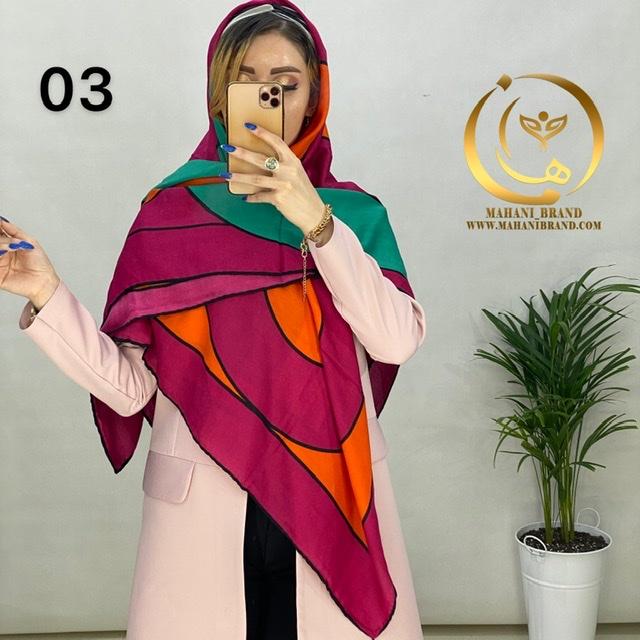 روسری پاییزه کد 5538
